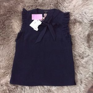 TED BAKER TOP UK3/US8 new 185$